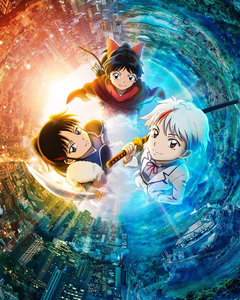 """El anime """"Hanyo no Yashahime"""" tendrá una duración de 24 episodios. La serie se estrenará el próximo 3 de octubre bajo la producción de los estudios Sunrise. https://t.co/y59lEntweQ"""