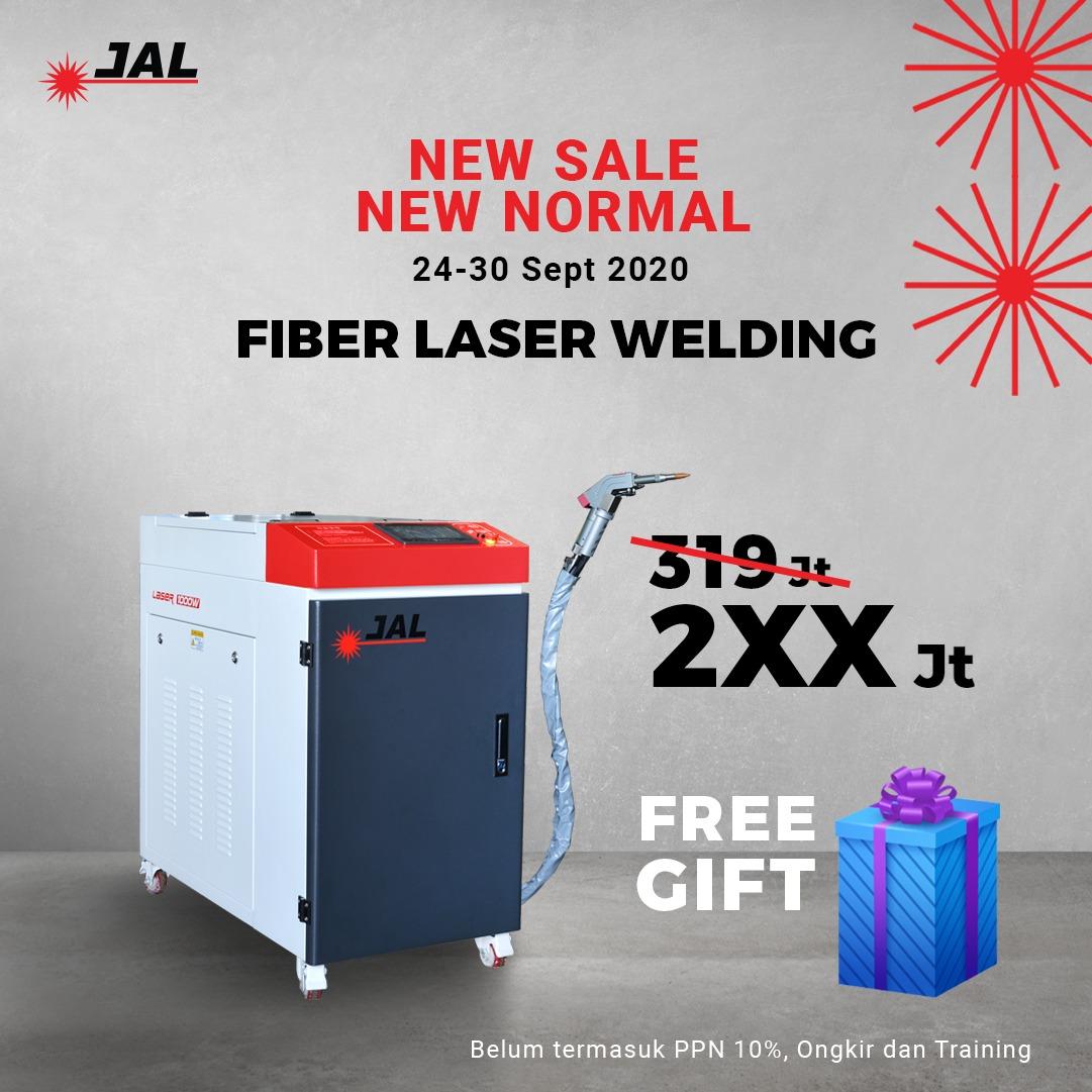#diskonnewnormal #newsale #newnormal #promomesin #promolaser #juallaser #diskonlaser #lasermesinmurah #mesinlasermurah #mesinlaser #marking #las #lasermarking #lasstainless #lasaluminium #mesincnc #lasercut #mesinpotong #platalumuninum #tokomesin #laserwelding #mesinwelding https://t.co/BIz5Dv1jV8