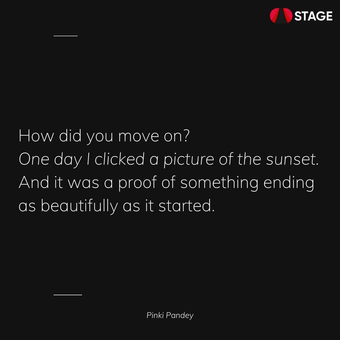 How did you #MoveOn ? https://t.co/SvT4OwiNyE