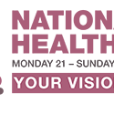 Image for the Tweet beginning: #NationalEyeHealthWeek when you can learn