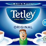 Image for the Tweet beginning: Tetley 240 teabags - £3