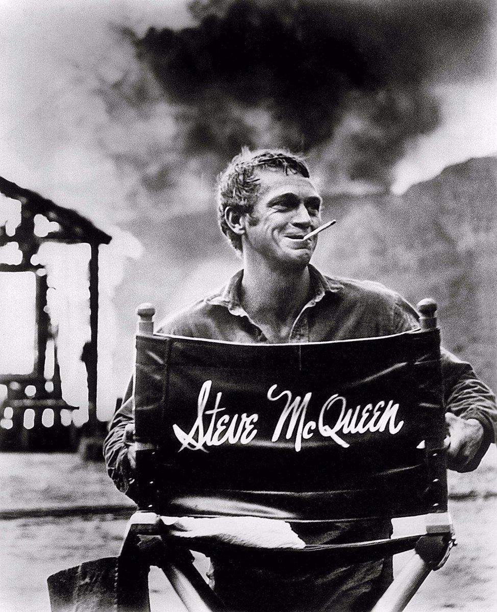 #movies #actor #BehindTheScenes #SteveMcQueen https://t.co/KjSeb5ZJXc
