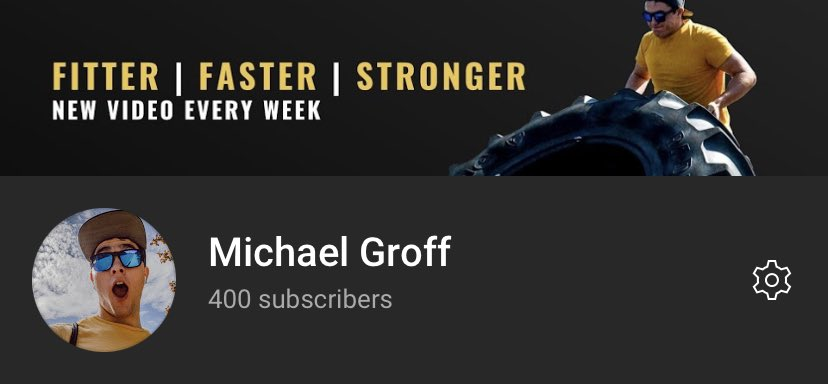 400 and counting 🔥 #ThankYou https://t.co/wdLLGZa3qk