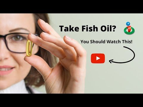 Take Fish Oil? You Should Watch This. https://t.co/TEtLCmFXhM #fishoil #supplements #ihealthtube #naturalhealth #HealthTips https://t.co/qR8YjFI7c3