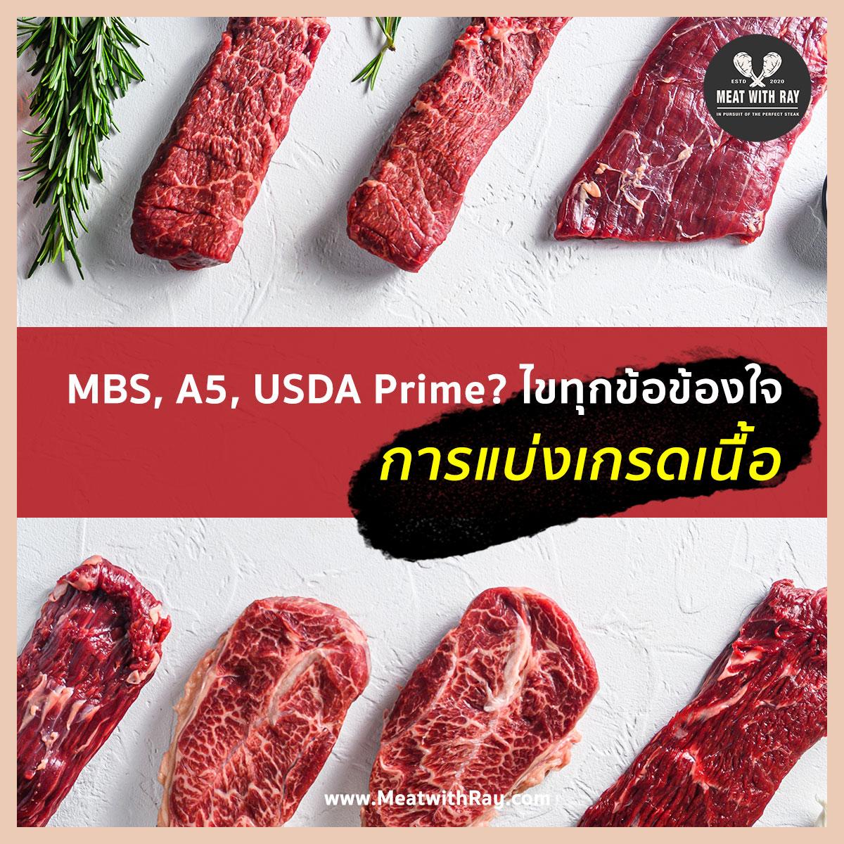 ไขทุกข้อข้องใจของการแบ่งเกรดเนื้อ   อ่านที่นี่: https://t.co/Djpzt4qNTM  #MeatwithRay #LittleSecretofAGreatSteak #Barbecue #Wagyu #Grill #Steak https://t.co/AAWb94Riil