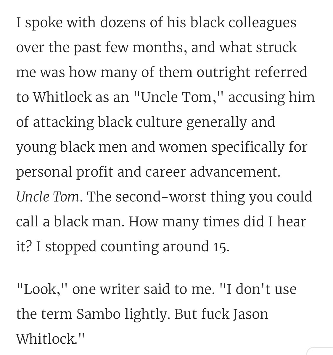 this is who jason whitlock is (by greg howard in 2014): https://t.co/6t9wjKt04T https://t.co/jq5XxYrB25