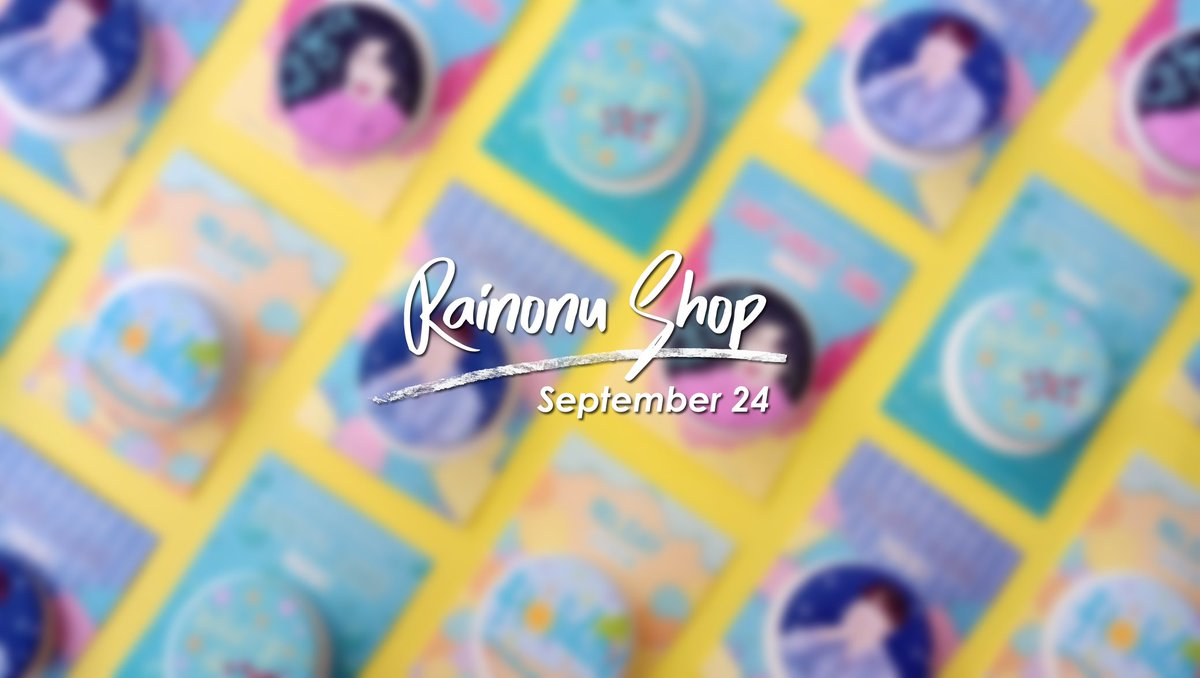 🌧️ Rainonu Shop 🌧️  Opening my shop soon! I'll be selling #SEVENTEEN @pledis_17 fanart merch. Hope you guys look forward to it 😊 I've always wanted to release products with my art on them and after weeks of working on it, it's finally here!    RTs are appreciated. Thank ü 💛 https://t.co/uV2v8K5R7s