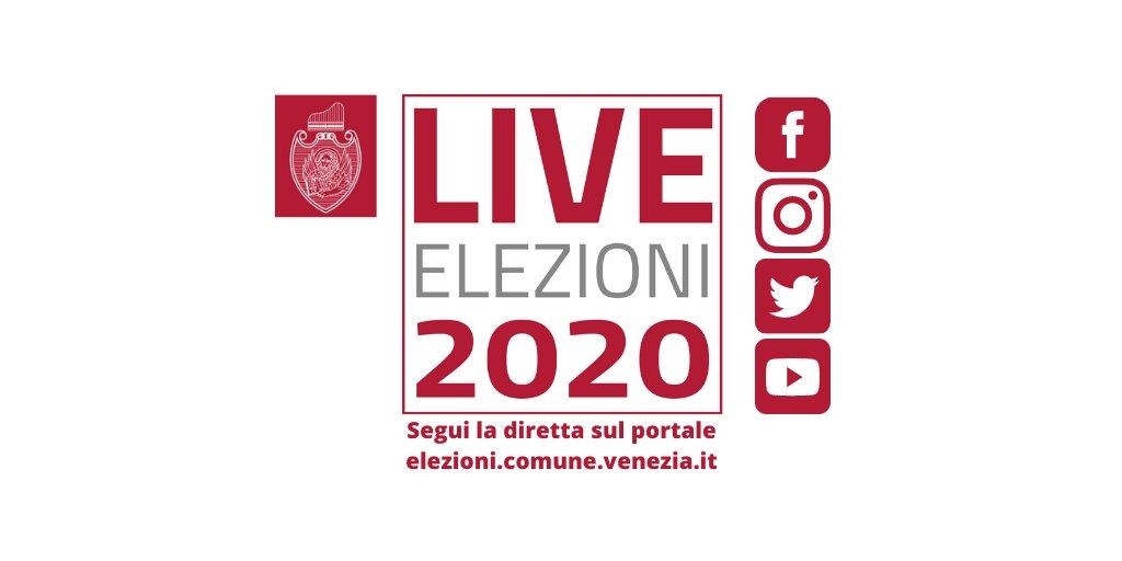 #Elezioni2020