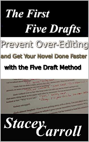 The First Five Drafts: Prevent Over-Editing and Get Your Novel Done Faster with the Five Draft Method This is the no-fluff, serious writer's guide to getting your novel started, edited & finished #writingtips #novelhelp #fictionwriting @amazon #sponsored  https://t.co/Qukh7vvmpN https://t.co/4kbp4lTXd2