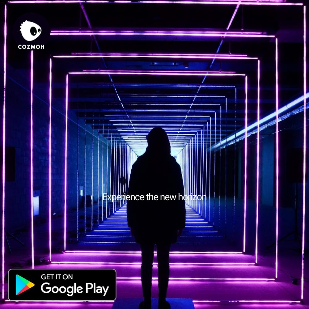 Cozmoh is a social media which provides you an experience with next level interaction, expression & Innovation.    #interaction #technology #nextgenfeatures #cozmohworld#creative#cozmoh#creativity#selfmade https://t.co/jnjexGCu5h