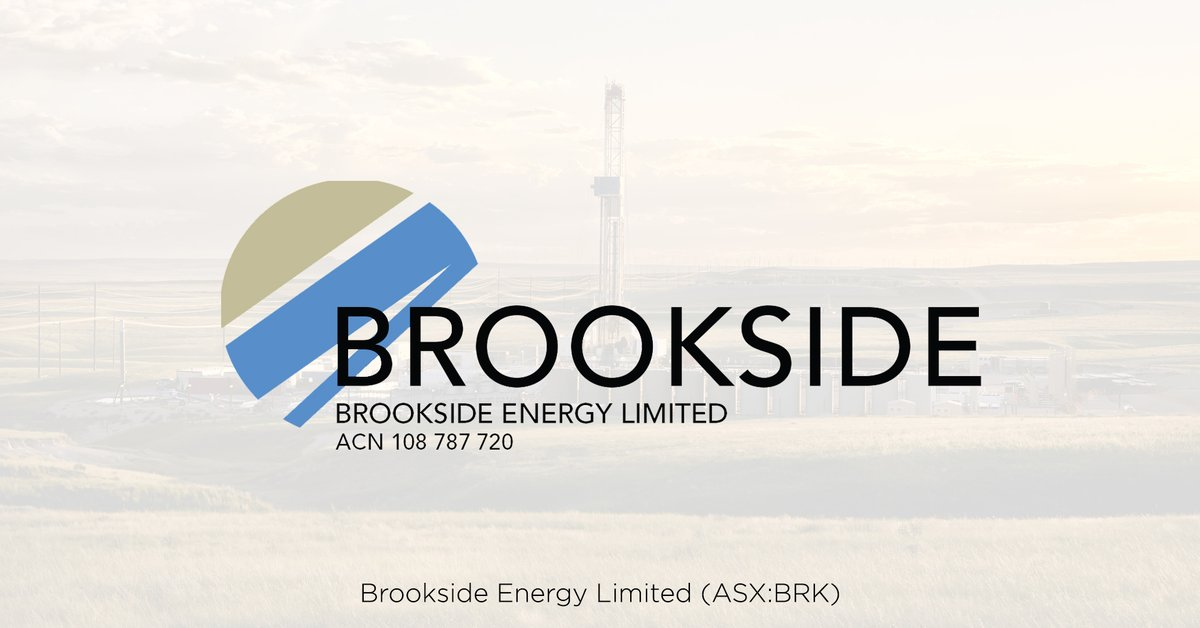 Momentum building by Pitt Street Research - Brookside Energy (ASX:BRK) (22 Sep 2020) - https://t.co/YCVygD9y1E  Managing Director: David Prentice Announcements and More: https://t.co/tby00ch61o  #asx #announcement #energy #oilandgas #oklahoma #wa https://t.co/yiuQMvqV3t
