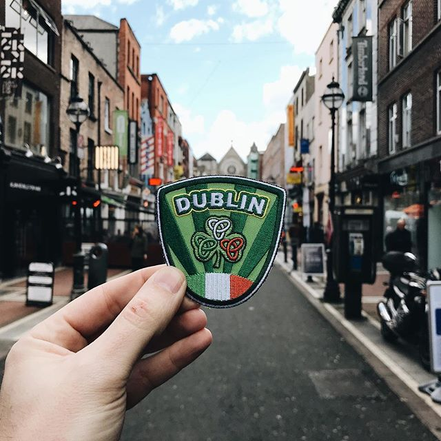3 years ago today. First time in Ireland.   #adventurepatch #dublin #ireland #vscocam https://t.co/ZiVoEnh9tP
