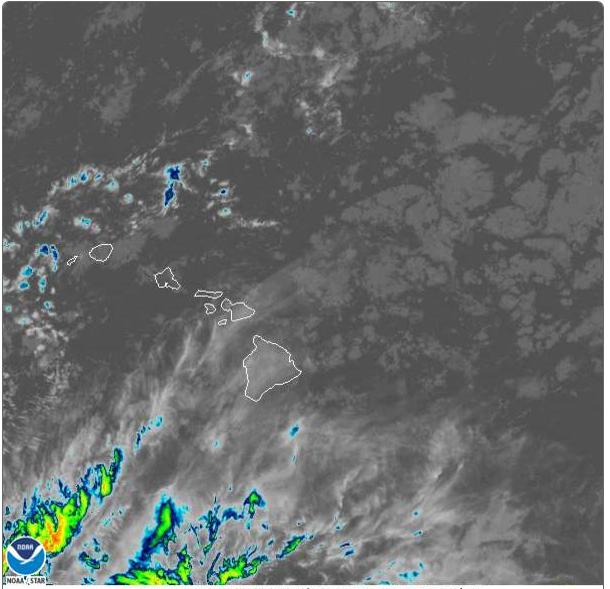 STATE OF HAWAII LIVE NOAA RADAR & SATELLITE INFRARED LOOP: MONDAY, SEPTEMBER 21ST: https://t.co/fAJS3buI0f #maui #hawaii #hawaiiweather #mauicounty #surf #kitesurfing #standuppaddleboarding #windsurfing #kiteboarding #sailing #surfing #hydrofoiling #oahu #kauai #bigisland #niihau https://t.co/naEmRCgNCI