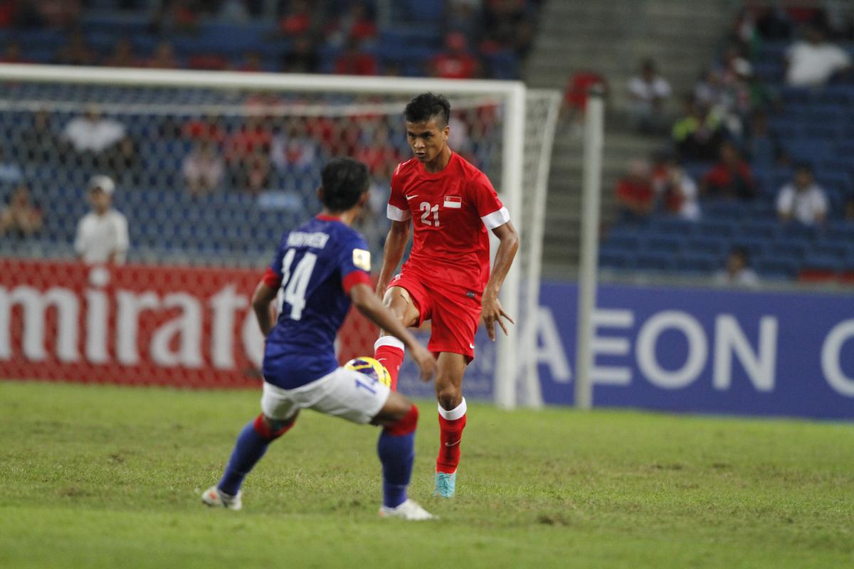 Wishing Singapore defender, Safuwan Baharudin a happy birthday! 🎂  #Throwback to 2012 where he won his first #AFFSuzukiCup honour 🏆 https://t.co/M8t8YGBU9b