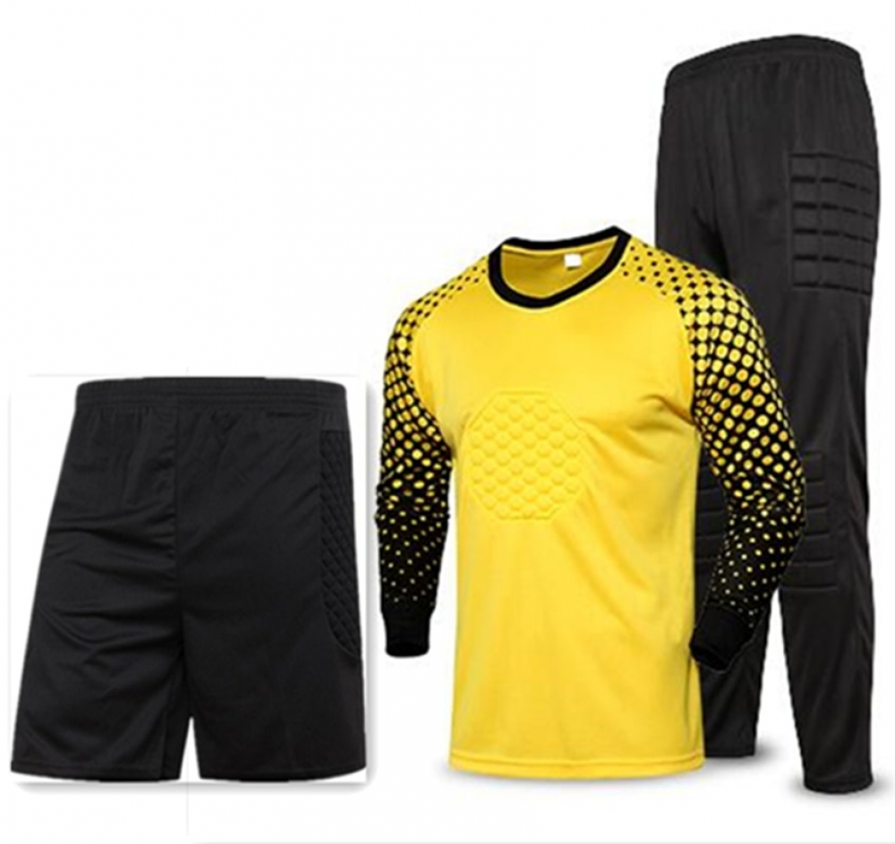 Men's Soccer Goalkeeper Uniforms 2 pcs/Set #wilderness #lake https://t.co/560BSvrqo0 https://t.co/zgrGCShXqO