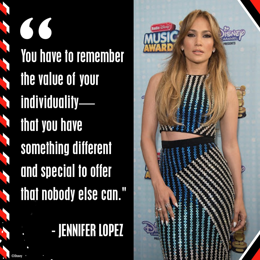 In honor of #HispanicHeritageMonth, we our sharing words of wisdom from inspiring LatinX artists. ✨ @jlo https://t.co/gq8hD5DG5q