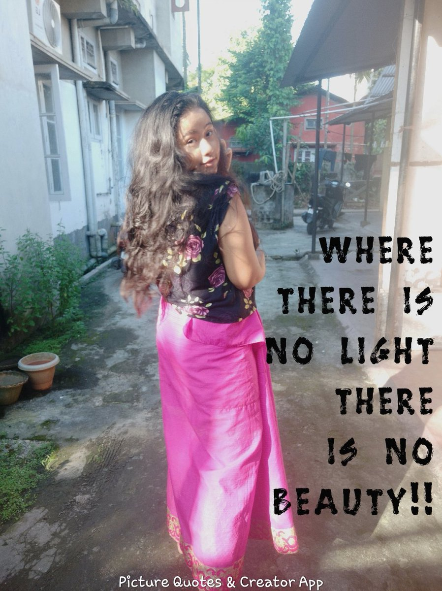 Stars💫 Can't Shine ✨ Without Darkness 🕳️ #Shine #sunkissed #quotes #quoteoftheday #beauty #TheStars #loveislove #tradition #manipurigirl #Manipur #NorthEast #7sisters #Believe https://t.co/GANOf6f80A