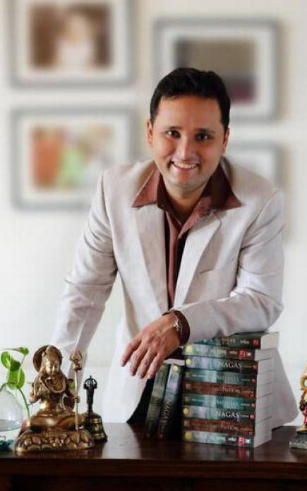 There is an stigma on Brahmin clan named Amish Tripathi. He has written three novels in English named Sivarachnatraya. Read what nonsense is written about our Pauranic characters in these novels.