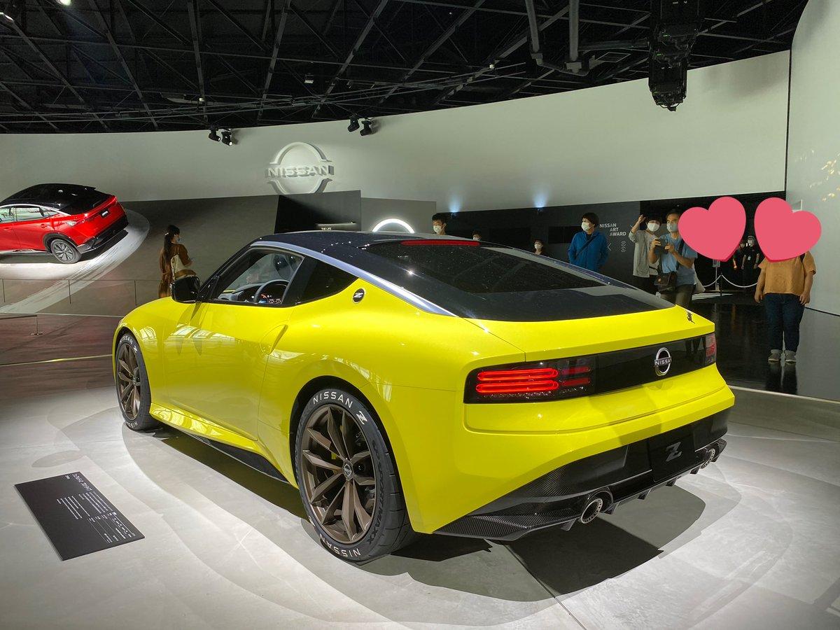 test ツイッターメディア - フェアレディZプロトタイプ 見てきた。本物はさらにイケてる! 市販車待ち遠しいな。  #フェアレディZ  #ニッサンパビリオン #NissanPavilion  #日産 #Nissan https://t.co/RxD2zb3SeC