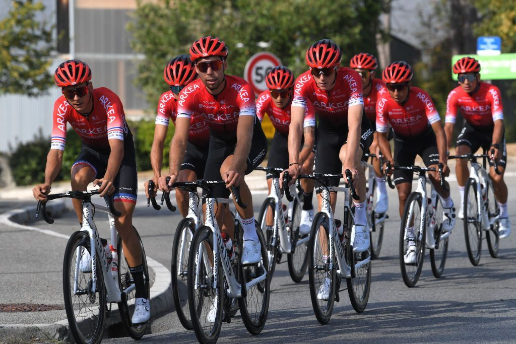 French police open doping investigation after Arkea-Samsic hotel search at Tour de France | https://t.co/c0TpPFiMiR https://t.co/wV9F8qCMkw