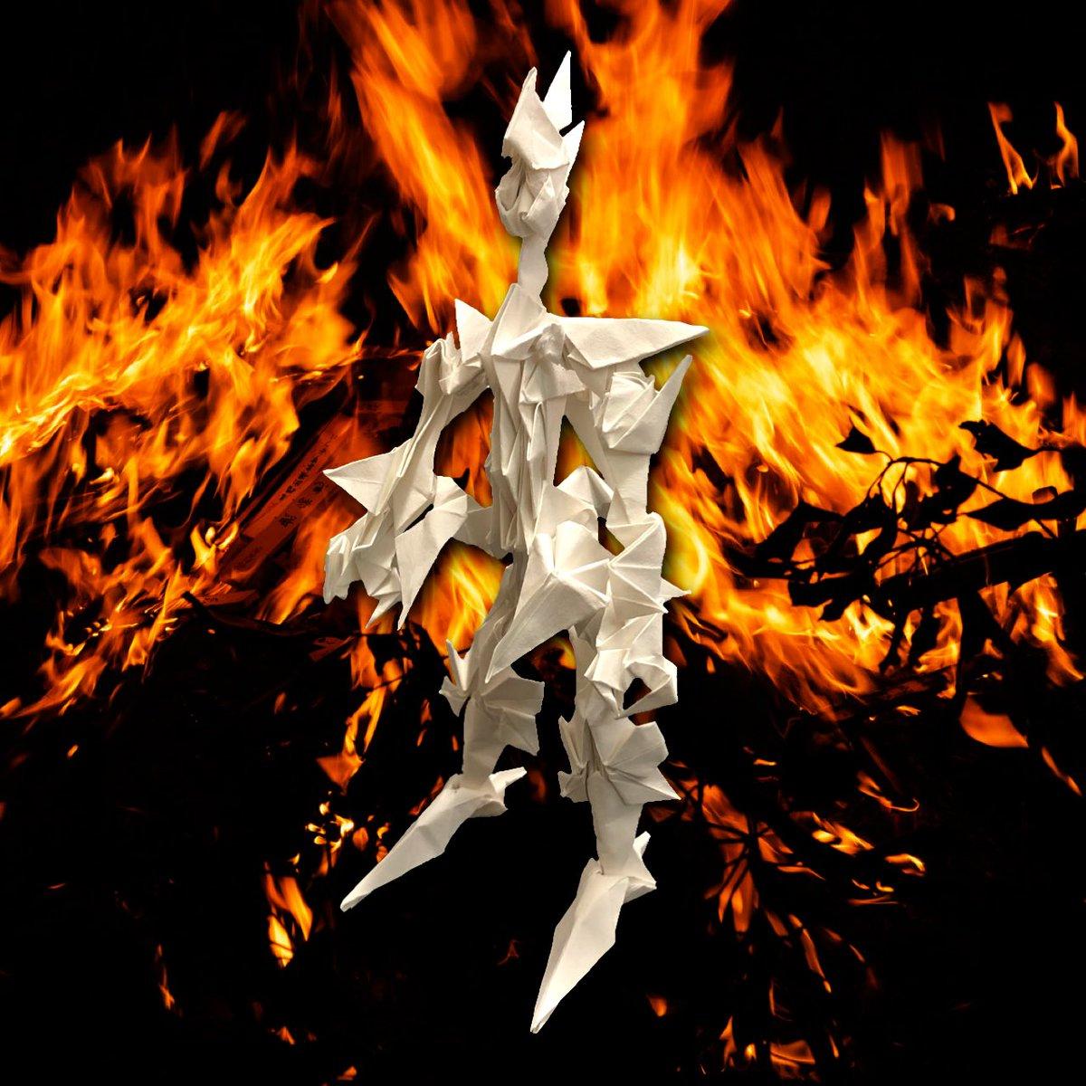#折り紙 #折り紙作品 #ユニーク折り紙 #組み立て折り紙 #折り紙好きと繋がりたい #作品 #ドラゴン #龍 #竜 #ガンダム #モビルスーツ #MS #ms #機動戦士ガンダム #origami #origamiart #papercraft #folding #uniqueorigami #assemblyorigami #work #dragon #StayHome https://t.co/reqmEeeA02