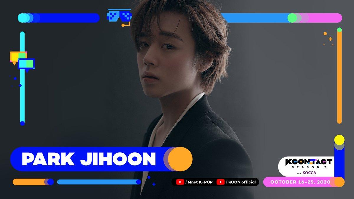 [KCON:TACT season 2] 1ST LINEUP  PLAY #4 REVEAL: @Park_Jihoon_twt  #PARKJIHOON is coming to #KCONTACT !  ▶ KCON official YouTube : https://t.co/83zc6intTv ▶ #MnetKpopYouTube: https://t.co/r2LY9mGrzA #PARKJIHOON #KCON #LetsKCON #KCON2020 https://t.co/8MfOUrbhK5