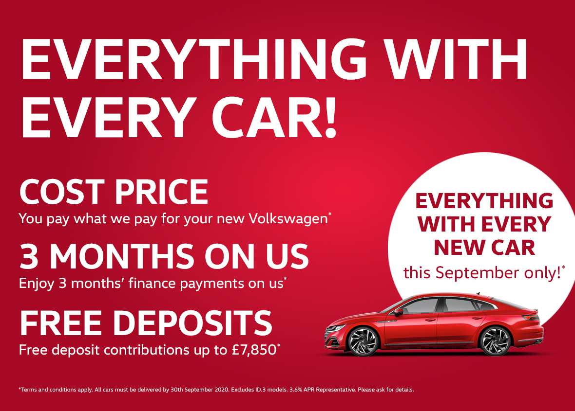 Only a few more days left to take advantage of these amazing offers from Windrush. Class-leading offers available until 30th Sept 2020  Find out more at https://t.co/M4Y2sfIk7f or call 01753 670200 (Slough) or 01628 682100 (Maidenhead)  #VW #Volkswagen #VWOffers #VolkswagenOffers https://t.co/UIxeloHSas