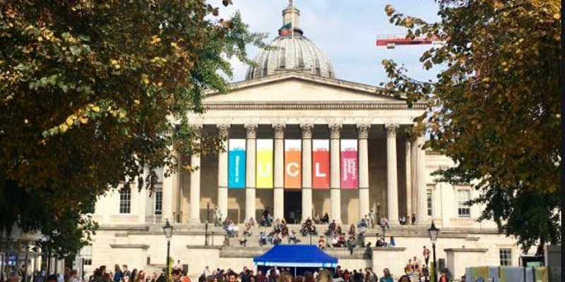 Join us for our first Lunch Hour Lecture of the Autumn term on Tuesday the 29th September at 1pm, where UCL's President & Provost Professor Michael Arthur will be joined by Vice Provost Professor Dame Hazel Genn to discuss his time at UCL   Register now 👉 https://t.co/DPSWmxrF0o https://t.co/1HUBiO3hqj