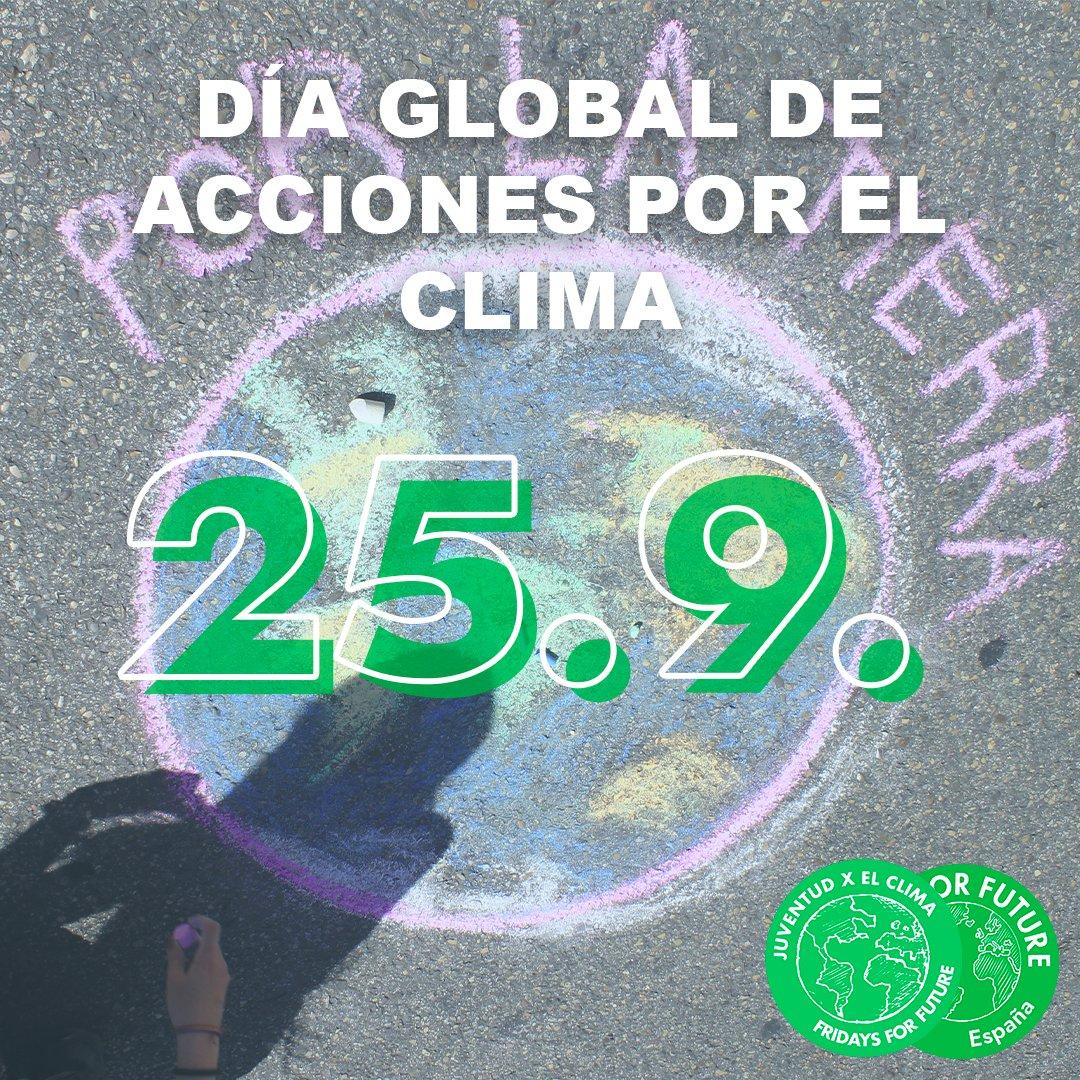 🙌Apoyamos el Día de Acción Global de este viernes e invitamos a la #EconomíaSolidaria a secundar las movilizaciones. Aquí nuestro posicionamiento 👇 https://t.co/3nFDY3HkOe    #TrabajoYClima #25sClimaYTrabajo #FightClimateInjustice https://t.co/9zwt7kykye