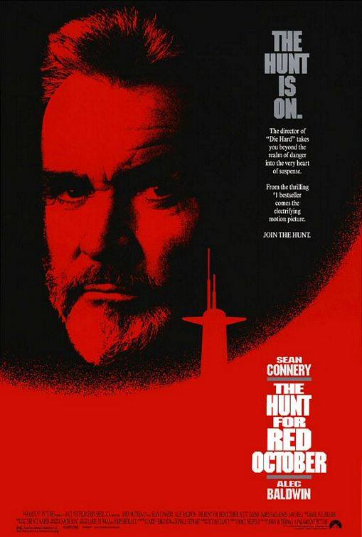 The Hunt for Red October - https://t.co/L0cyFUHrXo #TheHuntForRedOctober #JohnMcTiernan #SeanConnery #SamNeill #AlecBaldwin #Cinema #Film #Movie https://t.co/qYHlUmbmKE