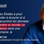 Image for the Tweet beginning: Le secteur des #études est