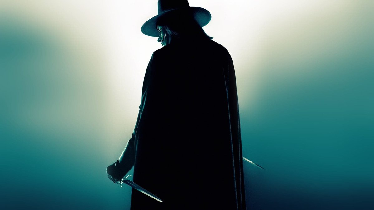 V for Vendetta (2006) Directed by James McTeigue #action #thriller #fantasy #movie #cinema #jamesmcteigue https://t.co/g3mAiFCMCa