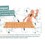 Image for the Tweet beginning: Avec @EricBocquet , nous organisons
