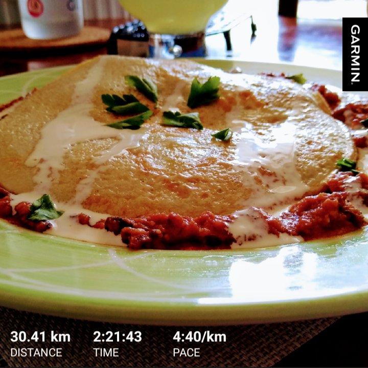 30 km, weekend long run, a bit pushing..👣 and egg eish🍳 週末のセミロングラン😊 この後、とあるパーティーに参加✨翌日、オムライス🐣  #garmin #running #trailrunning #trailrun #ultramarathon #marathon #ランニング #マラソン #トレイルラン #オムライス #インターネット陸上部 https://t.co/O9e3WrfDrV