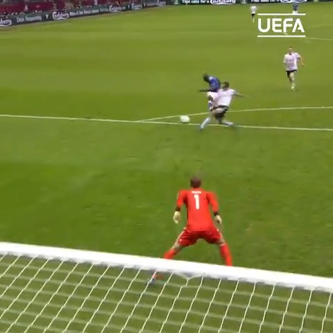 🇮🇹 Describe this Mario Balotelli goal!  ⏪ Throwback to his second goal against Germany at EURO 2012 ⚽️  @azzurri | @FinallyMario https://t.co/N5eEjVOkfy