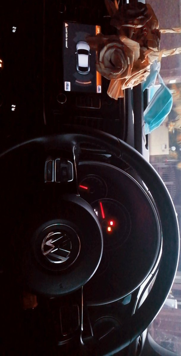 Sometimes, the best therapy is a long drive & music... #Volkswagen #2020 https://t.co/GlN5Of4QYs