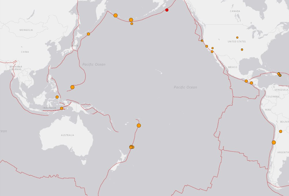 DAILY REAL TIME EARTHQUAKE USGS GLOBAL: https://t.co/yj5xUpDX7r #earthquake #tremors #usgs #hawaii #newzealand #europe #tsunami #sanadreasfault #ringoffire #pacificfaultline #worldwideearthquakes #globalearthquakes #asia #oklahoma #california #alaska #southamerica https://t.co/d0AtkUQkxA