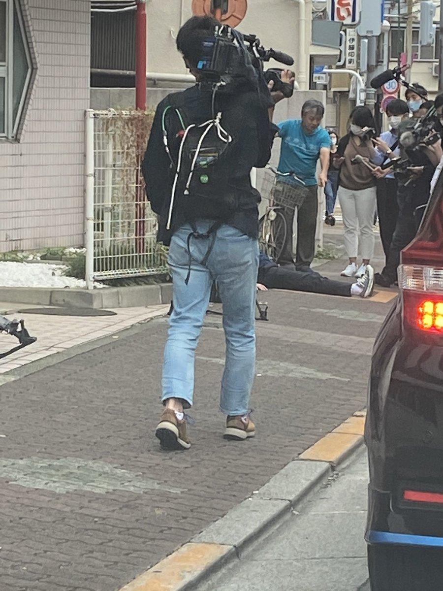【事件情報まとめ】元 #TOKIO #山口達也 容疑者バイク酒気帯び運転逮捕 東京都練馬区桜台で事故 #練馬区 #練馬 #バイク #山口達也逮捕 #nhk 事故現場 場所 ハーレーとレクサスGS