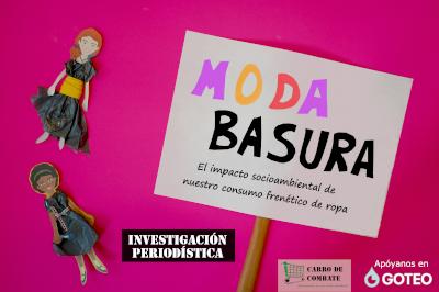 🚨 7º día de campaña para financiar #ModaBasura, nuestra investigación sobre industrial textil  🆘 Estamos rozando el 14% del mínimo, pero necesitamos acercarnos al 30% en los próximos días   🙋♀️ ¿Nos das un empujón? https://t.co/deFWJidrEg https://t.co/FTffqWo5ib