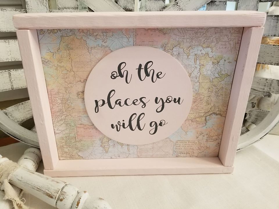 Oh The Places You Will Go Sign ~ Travel ~ Graduation https://t.co/e0rEipPp7E #Etsy #CoastalStrokes #Graduation https://t.co/lV4lLSVyRK