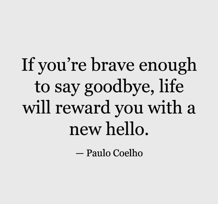 """It's a reminder """"when we reach the end of something"""" 👇🏻 @paulocoelho https://t.co/DRici9Bhlz"""