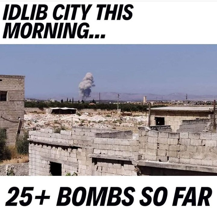 Please keep Syria and it's people in your prayerdms/duas. They are continuing to face violence and lack of food security due to unrelenting bombing campaigns. #Idlib #Syria #Covid_19 #foodsecurity #dua https://t.co/QPBqjNsK9f