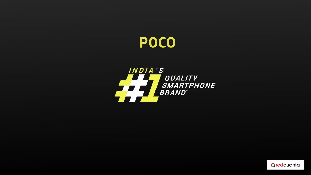#POCO, a brand known for its quality products brings the #POCOX3 with splash-proof protection, @corninggorilla Glass 5, and an anti-bacterial case & screen protector for a long-lasting #SmoothAF experience. https://t.co/k1XLhSbb5e
