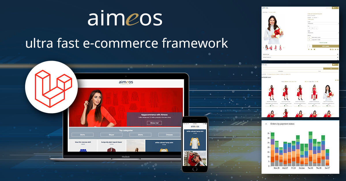 "test Twitter Media - #Laravel: Aimeos 2019.10 LTS  The 2019.10.7 LTS is security release of the Aimeos e-commerce framework for Laravel. Please run ""composer update"":  https://t.co/75gKXJeNFT https://t.co/FYNXB3hUdC https://t.co/YHzftloBoV"
