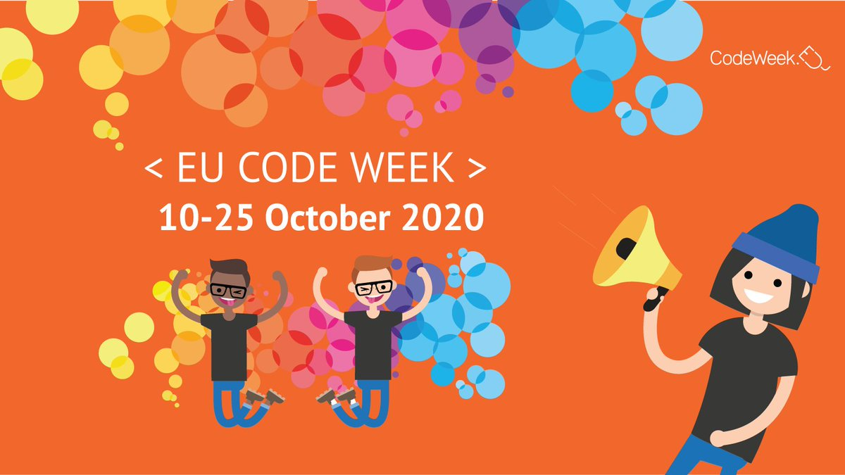 Is Europe equipped with #skills for the future?💻 58% of EU citizens have at least basic digital skills, but the gap needs to narrow more    How? Follow the #RiDaysEU session 💭https://t.co/86lQRqczFG    Improve your own skills this October at #CodeWeek➡️ https://t.co/zXFH3baAZ9 https://t.co/cuE312fnse