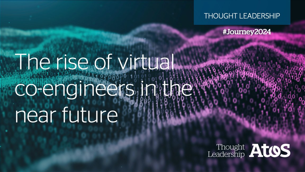 Next 5 years will see rise of the virtual co-engineers - #AI-based assistive technologies, supporting software developers at every step of the lifecycle. Will this replace the need for skilled developers? Explore #Journey2024 : https://t.co/7UJKCkbMtT #SoftwareTrends https://t.co/D1oXnrrank