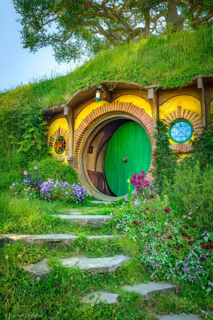 Hoy se celebra el Día del hobbit ¡Me encantan sus casas! #HobbitDay #foto #photo #leoEscuchate https://t.co/TIWs5GKh0l