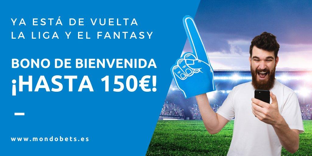 ⚽ Fantasy Fútbol 🚨 Vuelve #LaLiga y con ella el Fantasy de Mondobets  😎 ¡Demuestra que eres el mejor Manager de Fútbol!  T&C 👉 https://t.co/V8f1UULZFB  #futbol #apuestas #apuestasdeportivas #Fantasy #RealMadrid https://t.co/845xxN2hLQ