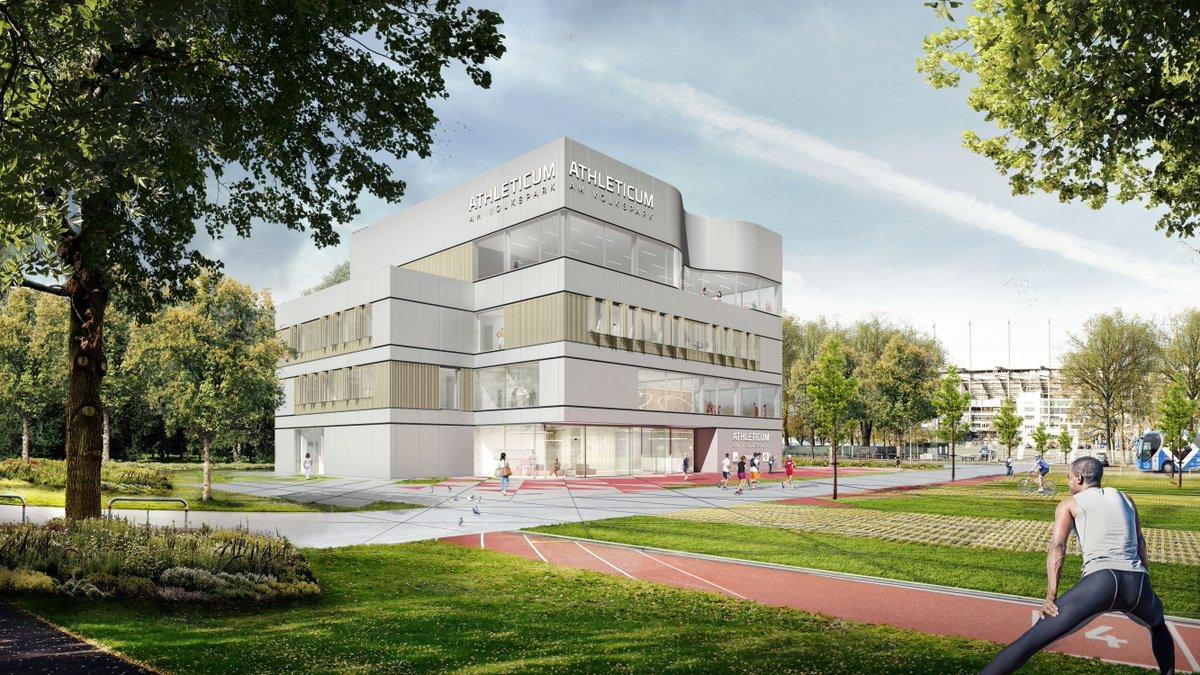 Wir starten mit dem Universitätsklinikum Hamburg-Eppendorf und dem Gesundheitsunternehmen  @Philips_aktuell ein richtungsweisendes und deutschlandweit bislang einzigartiges Kooperationsprojekt. Alle weiteren Informationen ➡️ https://t.co/pBVZjLV3MI  #nurderHSV 📸 Spine Architects https://t.co/TXtkG60RJg