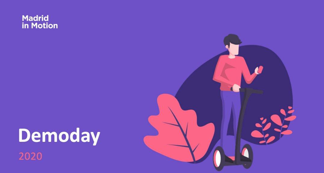 Hoy presentamos una prueba de concepto que facilita el #PagoPorVoz en el coche conectado en el #DemoDay2020 de @MadridMotion. Esta solución, que desarrollamos junto a la startup Newport, con apoyo de @tuSEAT, @repsol y @Telpark_es, hará que los viajes sean más seguros y cómodos. https://t.co/QvGi04z4dG